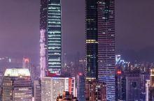 灯火辉煌的城市