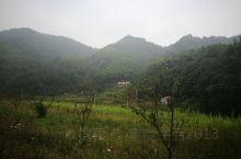 大别山风光,自然环境保护的不错。