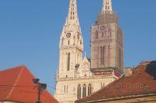 萨格勒布 - 克鲁地亚首都。萨格勒布是一座古老的城市,建于11世纪,但它的历可以追溯到古罗马时期。老