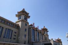 打卡北京  天坛,皇上祭拜的地方,有著名的回音壁。  前门,喜欢这里的商业氛围和建筑风格,好多老字号