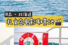 经典电影取景地打卡北海道最北的礼文岛  如果你到北海道最北的城市稚内游玩,非常推荐花上1-2天时间去