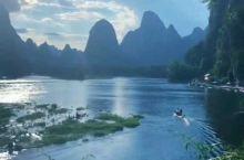 【带你看广西桂林】 等了五天才赶上好天气,拍了20遍这效果不错