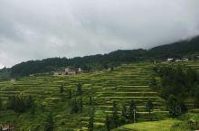 堂安梯田,中国最美徒步线路之一。