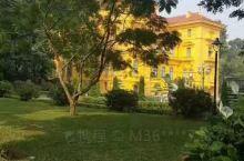 越南主席府、胡志明纪念馆、军事博物馆