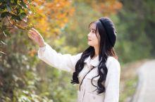 西九华山上的秋色越来越浓了。真没想到,西九华山是一个非常美丽的地方,只是今年少雨,山中水量较少,但能
