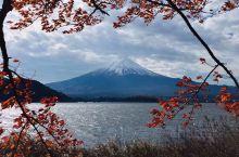 我拍的富士山,差距好大