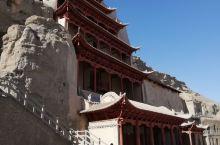 莫高窟,佛教文化与艺术的殿堂。