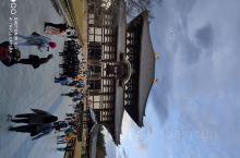 东大寺,阴云笼罩下显得更加巍峨