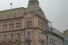 布达佩斯的精美建筑