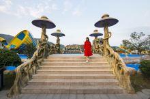 位于河南信阳固始的西九华山,不只有俊美的自然风光和深厚的历史人文,还有时尚、动感、现代,和充满激情的