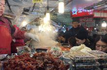 上次去韩国就念叨着去广藏市场了 可是因为是去看演唱会 行程规划时间上赶不及 就没去到 这次终于去到了