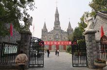 漫步青州天主教堂 天主教堂   青州古城   【景点攻略】 详细地址:青州古城偶园街1128号  交