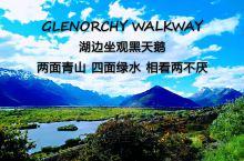 """格林诺奇步道(Glenorchy Walkway)是小镇北部围绕泻湖的一个观光步道,步道呈""""8""""字形"""