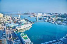 冲绳的海港也是很重要的旅游和运输的渠道。