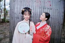 上海崇明岛汉服文化节,好看的小姐姐应接不暇~