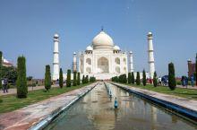 9月去印度出差,有机会顺便看看泰姬陵! 其实印度整个国家从我去的那天开始,都没有很好的印象,主要是卫
