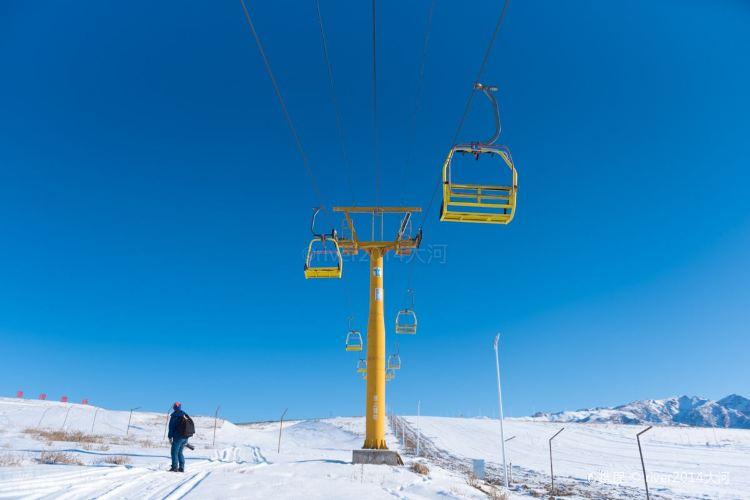 也迷裡滑雪場4