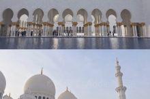 【阿联酋】迪拜、阿布扎比、沙迦7天5晚游记(3) Day4 17日早9点集合,我们跟随大巴车来到了阿