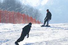 舞雪__太白鳌山滑雪场