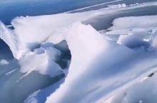 2020年1月13日塞里木湖