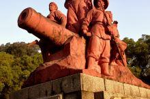 这是一个非常有名的纪念馆,很多人到虎林都要上这里看一看,这里为了纪念林则徐和抗御外国侵略者鸦片战争的