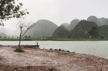 下雨被困在三生三世外景