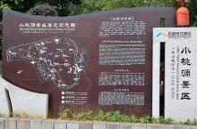 有着江南韵味的小花园-驾鹤小桃园,青山绿水,安静祥和。
