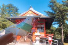 心境平静的千年神社◎鹿儿岛樱岛月读神社 港岛樱附近的月读神社,是说传中古老的神社,据