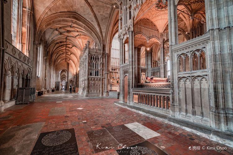 溫徹斯特教堂1