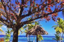 斐济的一个外岛 Tokoriki度假村 这个岛好像还有一个喜来登度假村,但是个人觉得不如这间酒店。