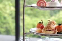 宁海美食攻略|美爆少女心的樱花系列下午茶,太了!  临湖轩位于安岚酒店内,就在大堂附近,位置很好,旁