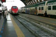 印象中的米兰火车站