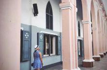 Echo@VN Pink Church少女心泛滥的粉色教堂 旅途中,教堂想必列位都见到过,可是粉色的