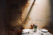 伦敦美食|伦敦好吃的希腊菜从不会缺席 Opso 10 Paddington St, Marylebo