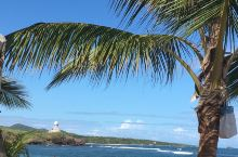 美丽的加勒比海
