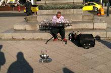 布达佩斯街头艺人