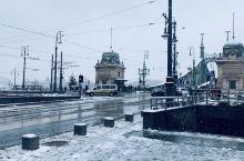 下雪的布达佩斯