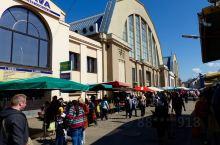 逛逛欧洲最大的市场一一里加中央市场。