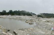 New Zealand 必去景點  一個小時的Walk Track 可以看到大自然的景觀 硫磺從地底