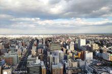 ER展望台 - 浪漫仙台 AER在初建成之时,是日本东北地区最高的大楼,也是仙台站附近的标志性建筑