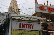 印度本地寺庙,脏乱差。