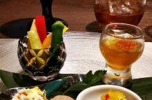 美々,泡完饭前,日式庭园温泉,然后,稍作歇息,再吃一顿意大利料理,好幸福!