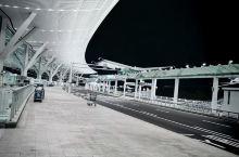 半夜一点的仁川机场