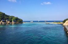 泰国龟岛,一个容易让人产生幸福感的地方。