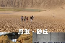 鸟取·砂丘⋯⋯ 砂之美術館的砂雕非常值得看,去的時候是北歐風,有很多加拿大藝術家的作品[鼓掌] 這個