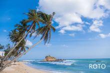 兰卡开发最晚的沙滩
