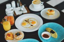 把各种蛋的吃法,在Niccolo Changsha欣厨吃出了新的高度。美好的一天,就应该从这样一份完
