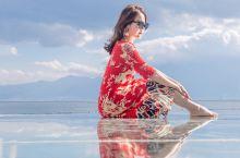 大理环洱海旅拍,网红天空之镜