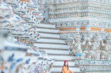 旅行|曼谷拍照最好看的寺庙——郑王庙 曼谷是一个亦古亦今的城市,大大小小的寺庙古迹保存得非常好,这里