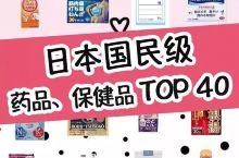 满满干货|日本药妆店最火的40款医药保健品 每次去日本总少不了购物环节,第一必逛就是随处可见的药妆店